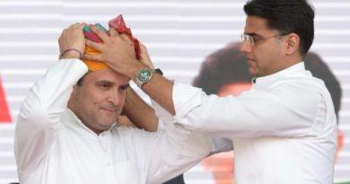 पायलट का छलका दर्द, बोले – राहुल के अध्यक्ष पद छोड़ने के बाद से ही गहलोत-लॉबी मुझे नीचा दिखा रही है