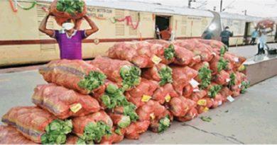 फल-सब्जी लेकन मुम्बई से पटना पहुंची किसान रेल, बिहार के लोगों को अब सस्ता मिलेगी साग-तरकारी