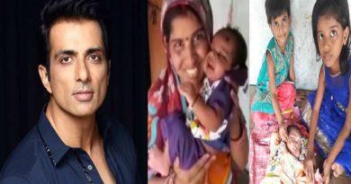 सोनू सूद की मदद से प्रेगनेंट पत्नी को लेकर दरभंगा पहुंचा था प्रवासी मजदूर, बेटे के नामकरण के लिए अभिनेता को बुला रहा बिहार
