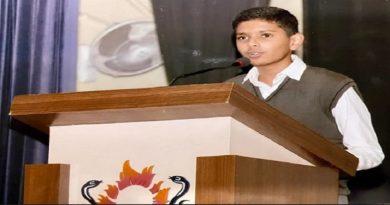 पटना के आदित्य सिंह ने बिहार का नाम किया रोशन, नोबेल पुरस्कार परिवार ने दिया स्कालर्सशिप