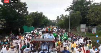 अभी-अभी : ट्रैक्टर लेकर सड़क पर उतरे तेजस्वी, किसानों के भारत बंद का किया समर्थन