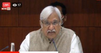 अभी—अभी : बिहार चुनाव की तारीख का हुआ ऐलान, तीन चरणों में होगा चुनाव