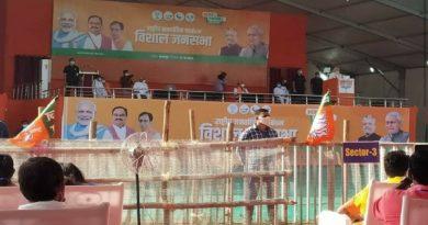 PM मोदी की रैली में खाली रहीं कुर्सियां, जोश भी गायब; लोगों को 'जंगलराज' की याद दिला गए पीएम