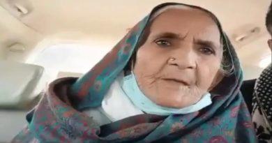 पुलिस ने किया दादी बिलकिस बानो को गिरफ्तार, किसान आंदोलन में शामिल होने के लिए आई थी