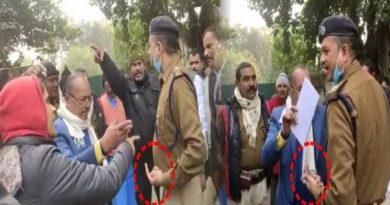 पटना में राबड़ी आवास के बाहर सुरक्षा गार्ड और पटना पुलिस के बीच भिड़ंत, जमकर हुआ बवाल