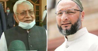 CM नीतीश देंगे ओवैसी को बड़ा झटका! इशारों-इशारों में बताया-बिहार में टूट जाएगी AIMIM