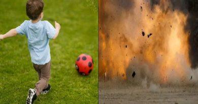 खगड़िया में गेंद समझकर बच्चे ने उठा लिया बम, जोरदार धमाके में उड़ गए शरीर के चिथड़े