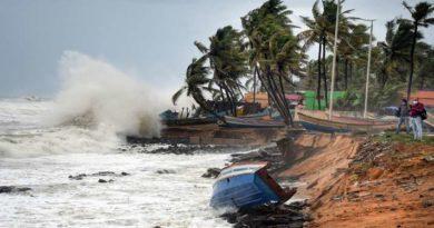 अभी-अभी: बिहार के 11 जिलों में दिखेगा चक्रवाती तूफान गुलाब का असर, मौसम विभाग ने अलर्ट किया जारी