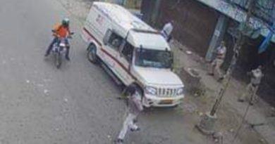बिहार के मुज़फ़्फ़रपुर में लाइव एनकाउंटर, गोली लगने के बाद भी गार्ड ने बचा लिए 88 लाख रुपये